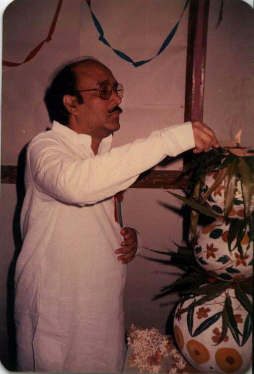 Shri. Pawan Bathwal, Inaugrating the Seminar