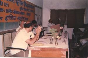 Addressing participants, Prof. V.K. Srivastava